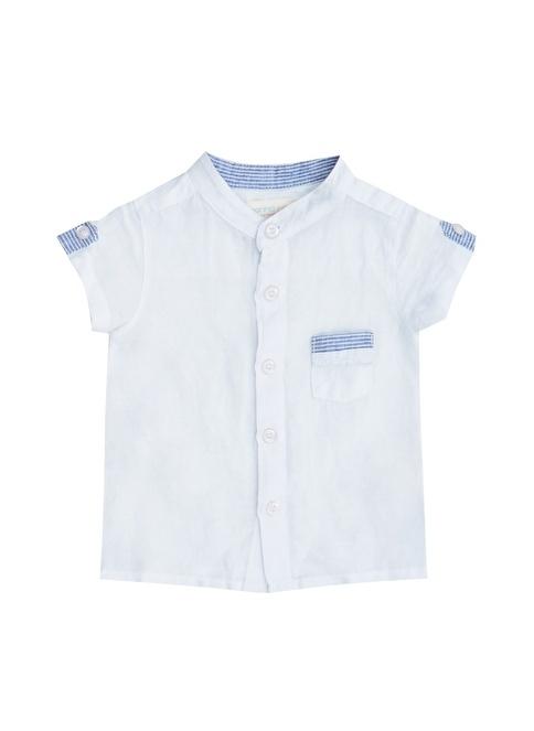 Mammaramma Gömlek Beyaz
